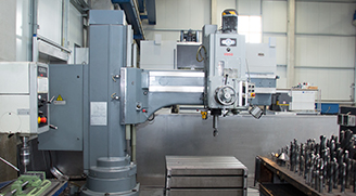 Radialbohrmaschine VO50x1600