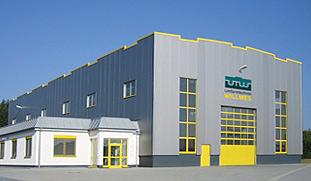 UTW-Firmengebaude