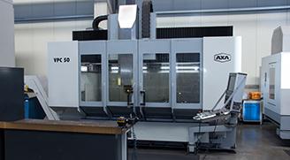 Vertikales Portal-Bearbeitungszentrum AXA VPC-50